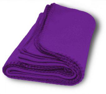 Promo Fleece Blankets-Purple