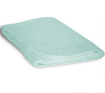 Baby Fleece Blanket-Mint