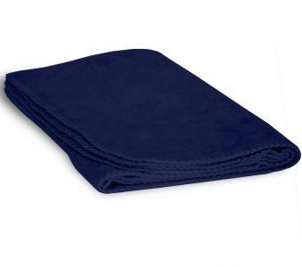 Baby Fleece Blanket-Navy