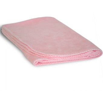 Baby Fleece Blanket-Pink