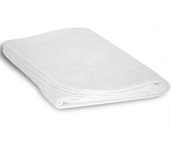 Baby Fleece Blanket-White