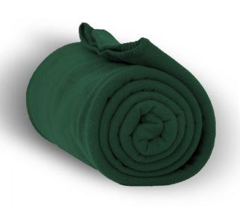 Deluxe Fleece Blanket-Forest
