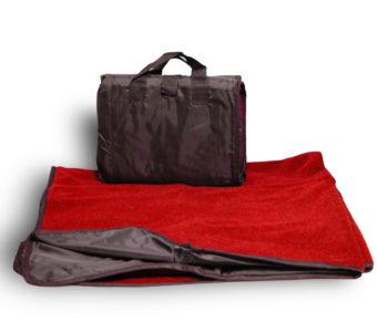 Picnic Blanket-Red