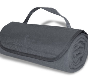 Roll-Up Blanket-Gray