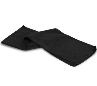 Fleece Scarf-Black
