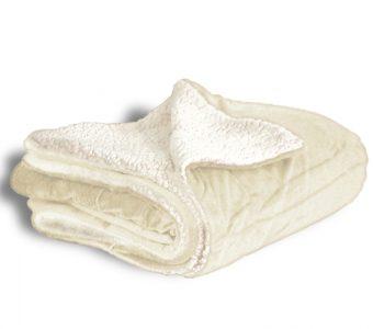 Mink Sherpa-Cream