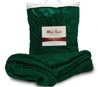 Mink Touch Blanket-Forest