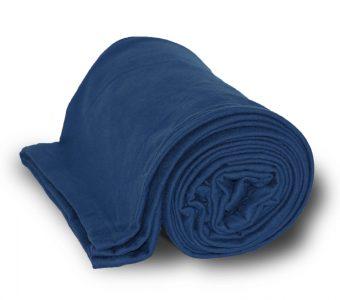 Sweatshirt Blanket-Navy