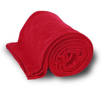 Sweatshirt Blanket-Red