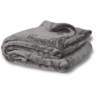Mink Touch Oversized-Gray